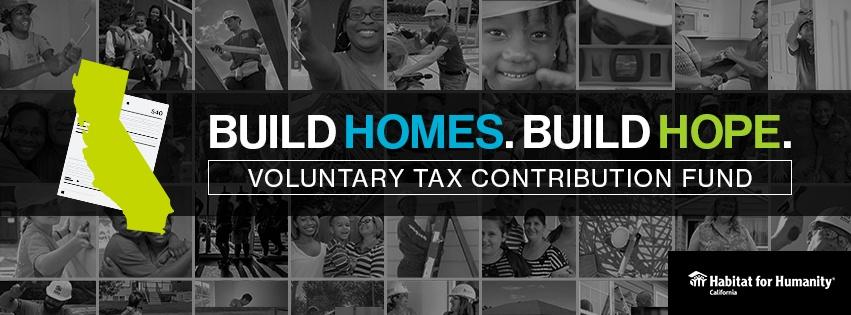 Voluntary Contribution Tax Return