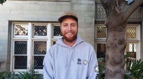 Matt DiNote at Habitat EBSV
