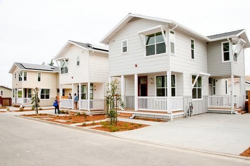 Muir Ridge Completed Homes