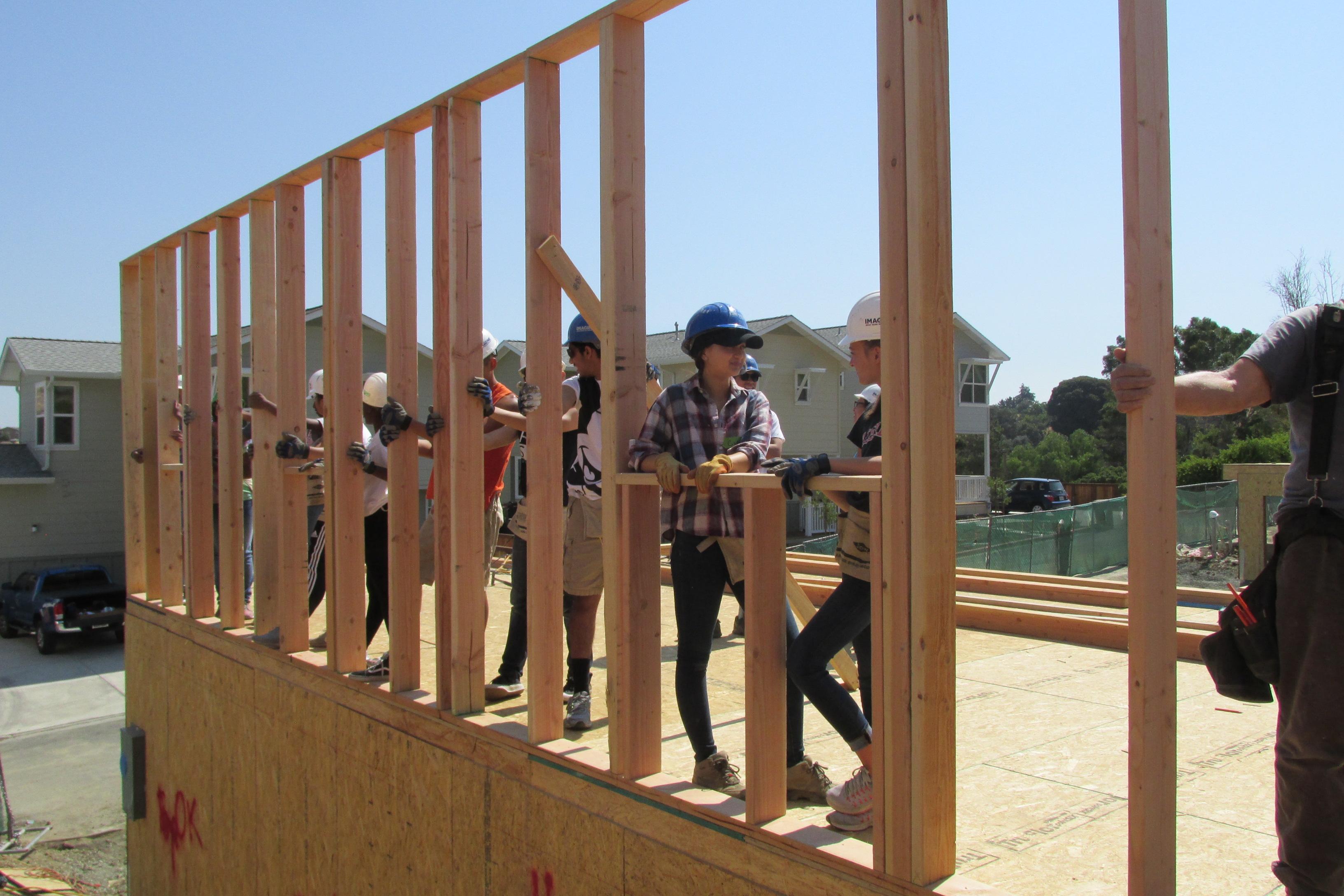 August Habitat Construction Update