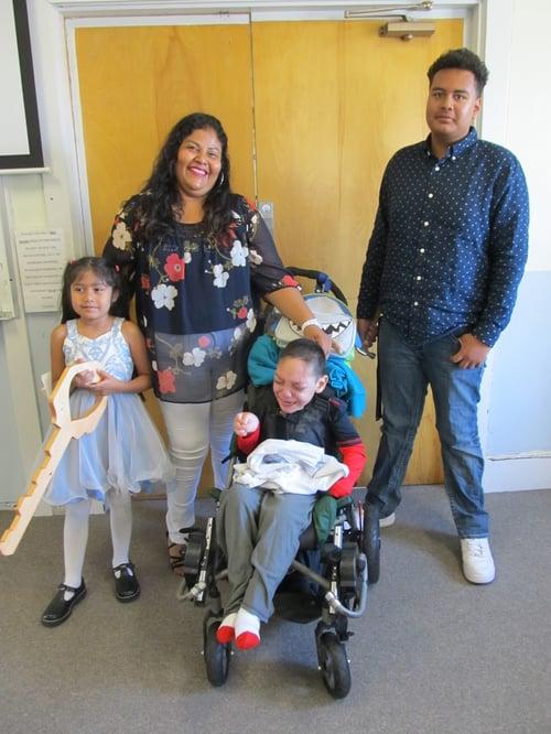 Meet the Arciniega Family