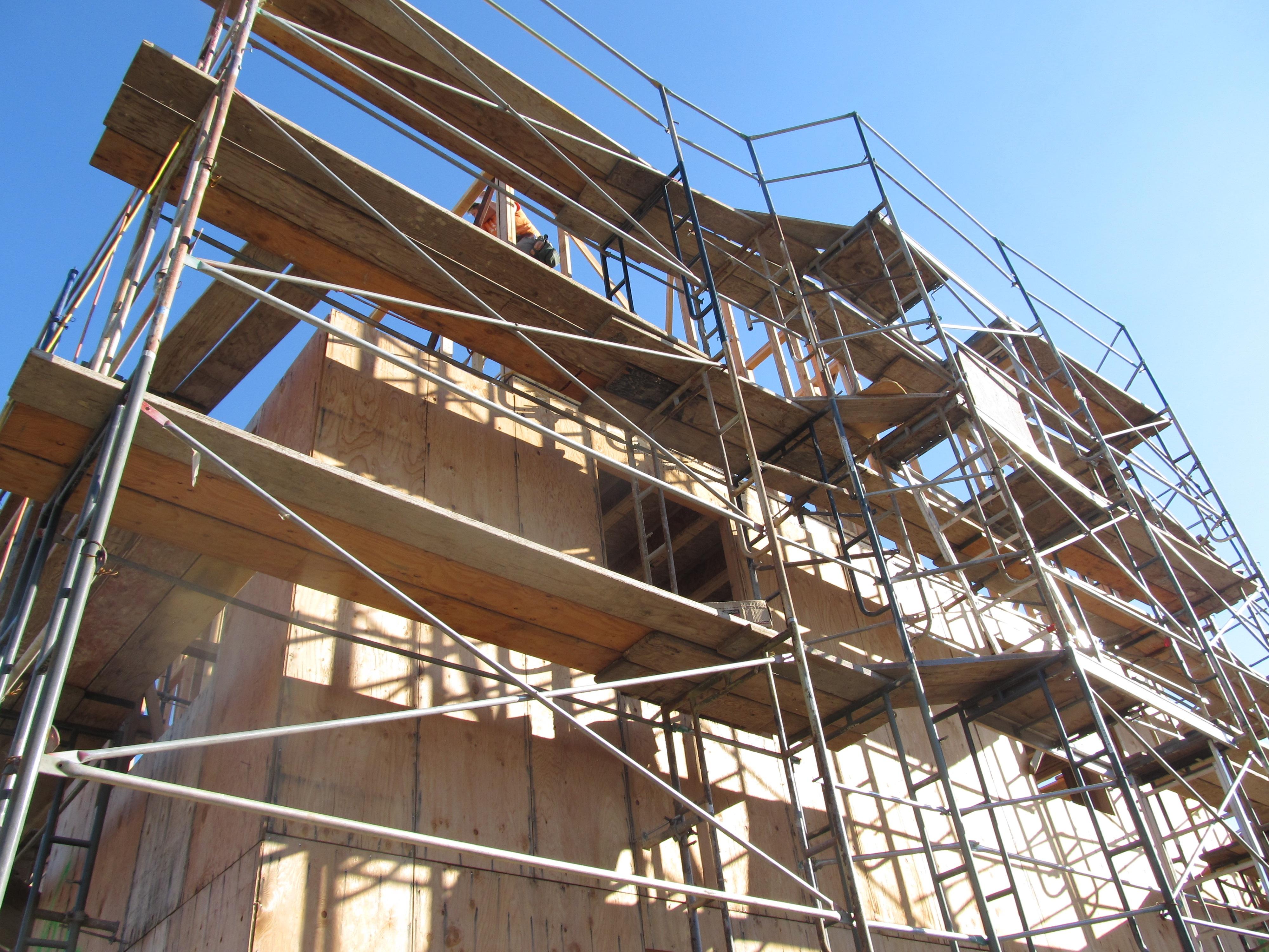 November 2017 Counstruction Update