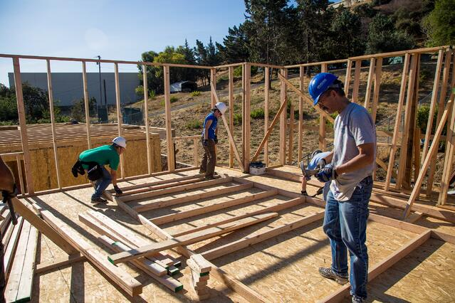 Habitat Construction Update