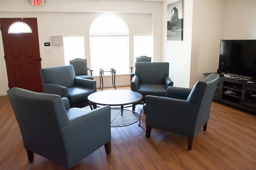 Vermont St. Living Area