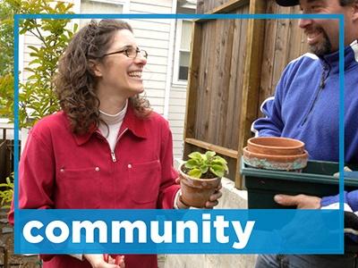 Homeownership supports community