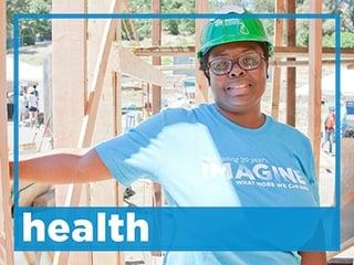 Homeownership supports health
