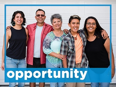 Homeownership supports opportunity