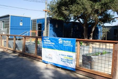 Habitat for Humanity's Bridge Housing Community