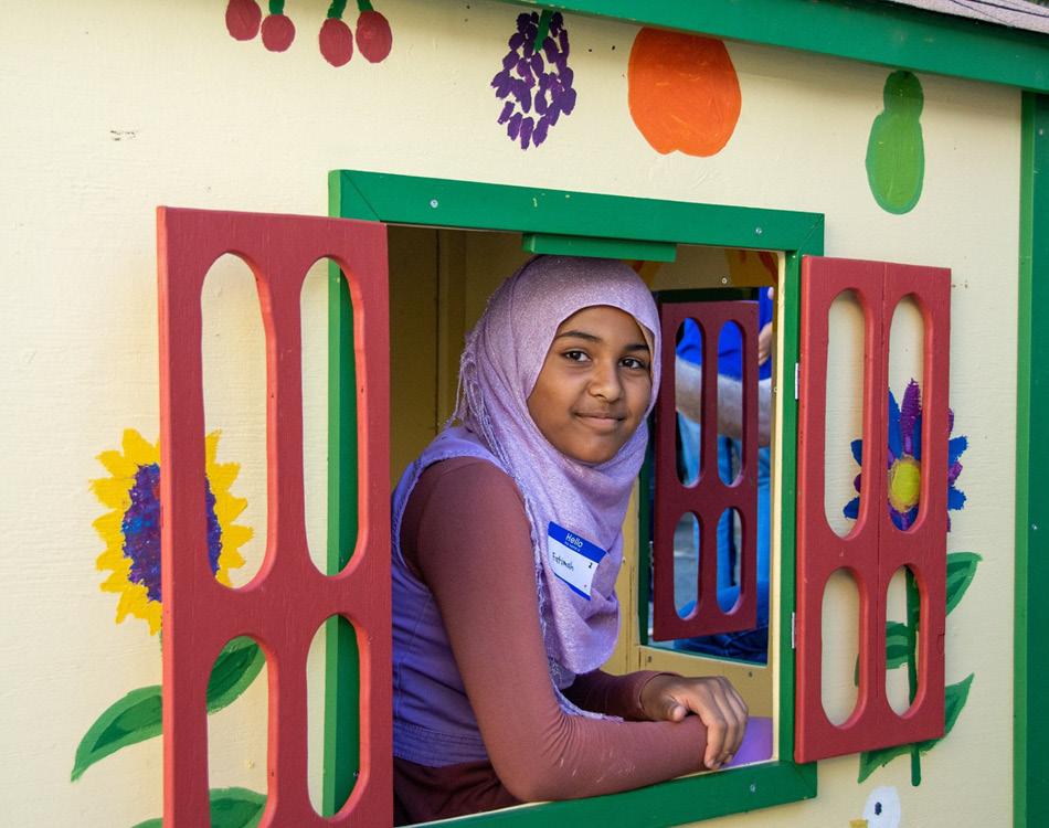 Faith, Community, and School Volunteers