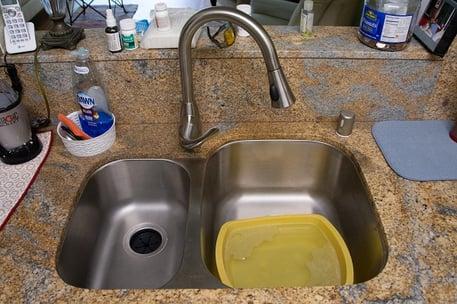 Home Repair - Sink