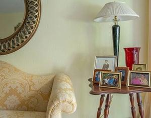 Brenda and James take pride in affordable home repairs