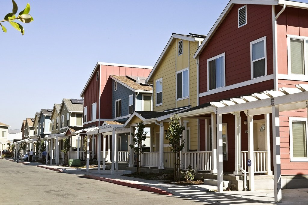 Affordable Housing is possible in the Bay Area