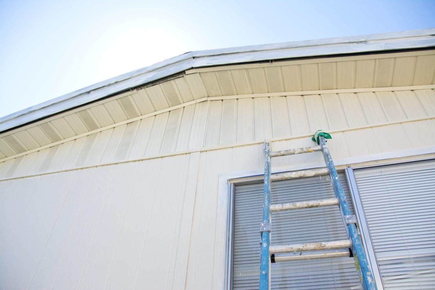 Habitat Repairs Homes