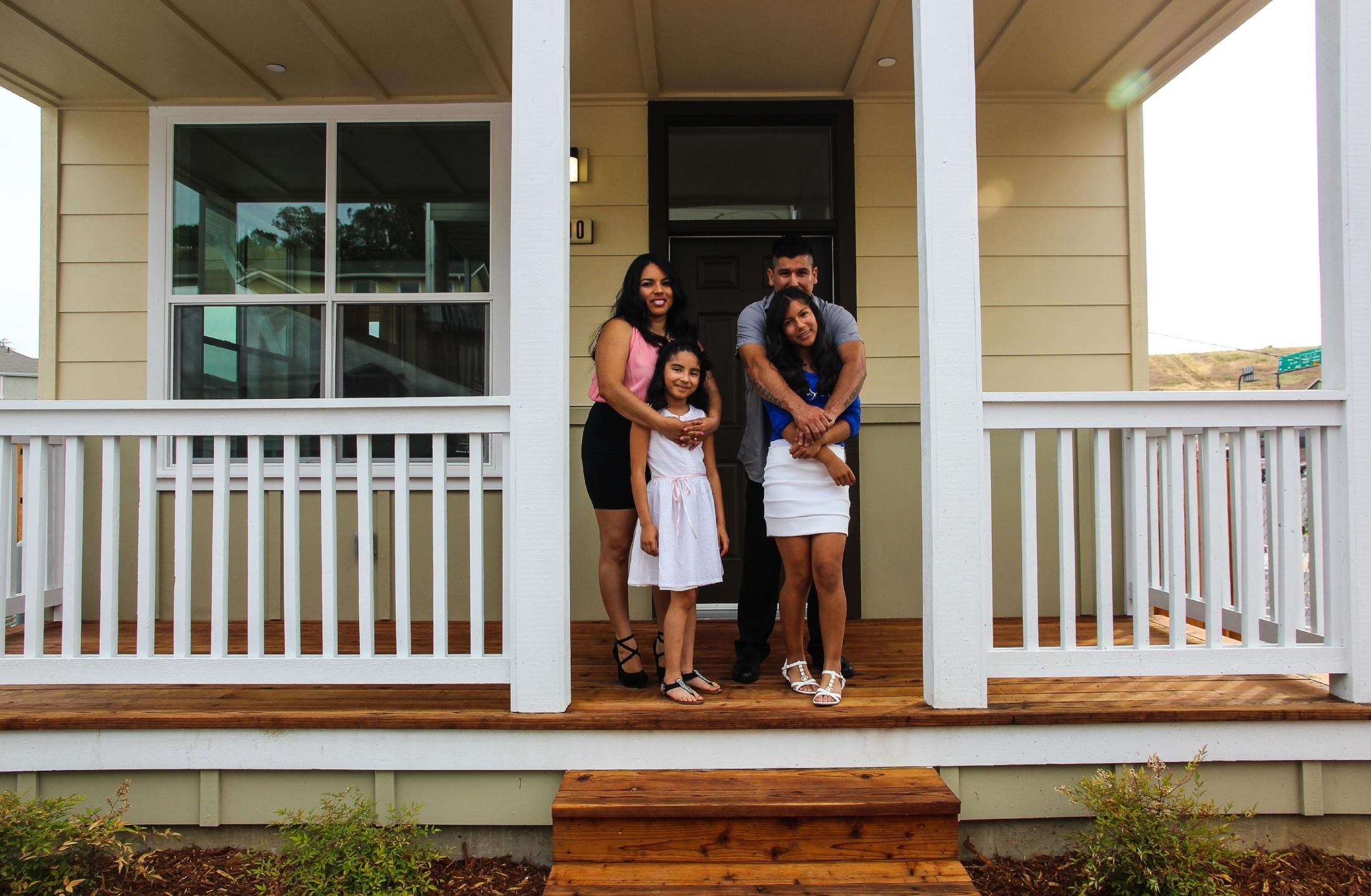Habitat homeowners success stories