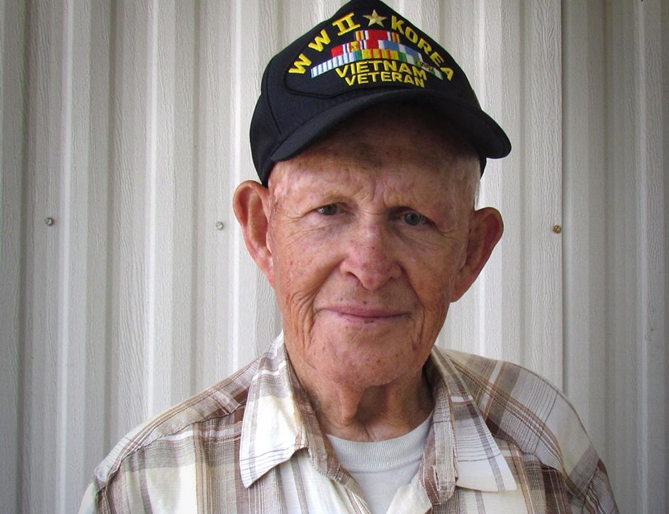 Home Repairs serve veterans