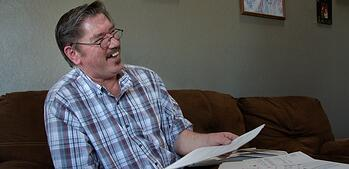 Homeowner pays affordable mortgage