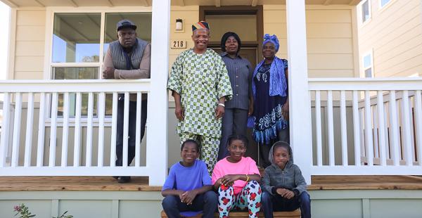 Sub Feature - Racial Disparities in Housing