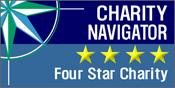 Charity Navigator - Four Star Charity