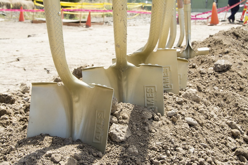 Shovels - Groundbreaking