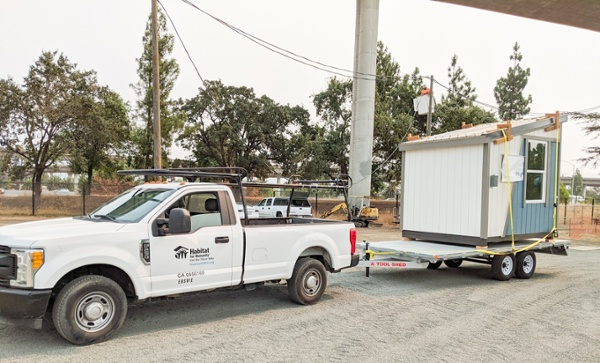 Truck at Felipe Site-1