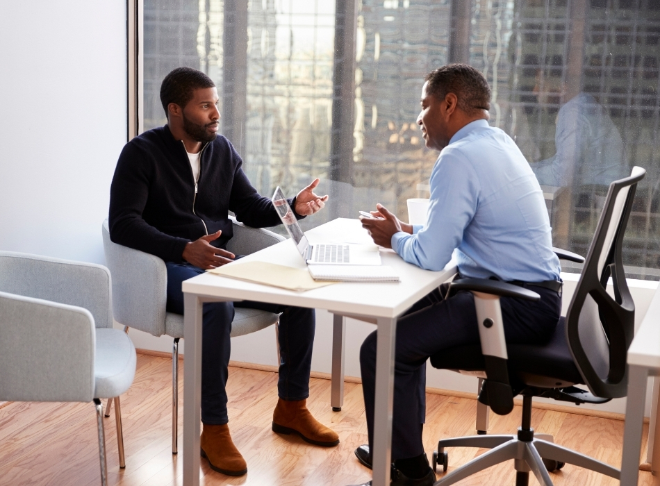 Free one-on-one financial counseling